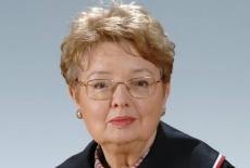 Portret prof. Marii Gintowt-Jankowicz
