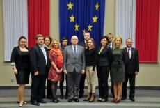 Wizyta przedstawicieli administracji publicznej Ukrainy w KSAP