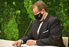 Dyrektor KSAP podpisuje list intencyjny