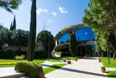 Budynek IESE Business School w Barcelonie