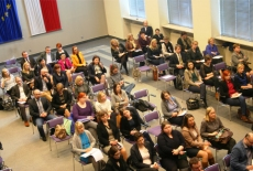 Zdjęcie sali i uczestników sesji warsztatowej