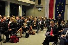 Zdjęcia z konferencji Zarządzanie w administracji – zarządzanie administracją?