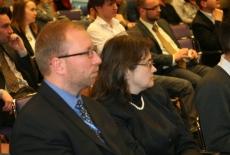 Uczestnicy konferencji na auli