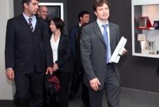 delegacja urzędników Ministerstwa Spraw Zagranicznych Izraela