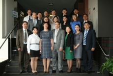 Zdjęcie grupowe uczestników szkolenia