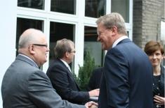 Ambassadors amass Welcome Guest