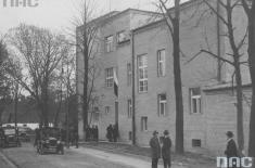 Szkoła Nauk Politycznych przy ulicy Wawelskiej w Warszawie