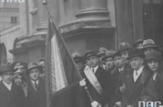 Inauguracja roku akademickiego 1931/1932 w Szkole Nauk Politycznych w Warszawie