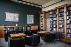 Biblioteka - sofy i fotele do wypoczynku