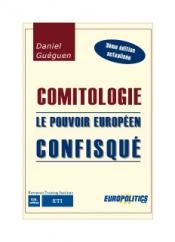 Okładka publikacji Comitologie le pouvoir Européen confisqué