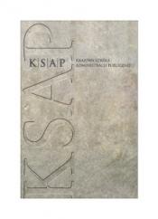 okładka folderu informacyjnego KSAP