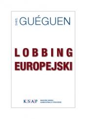 Okładka publikacji Lobbing europejski