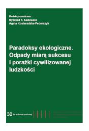 Okładka publikacji w kolorze zielonym.