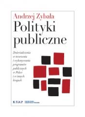 Okładka Publikacji Polityki publiczne
