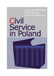 Okładka publikacji Civil Service in Poland