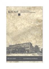 Okładka publikacji XX-lecie KSAP, Konferencja NISPAcee