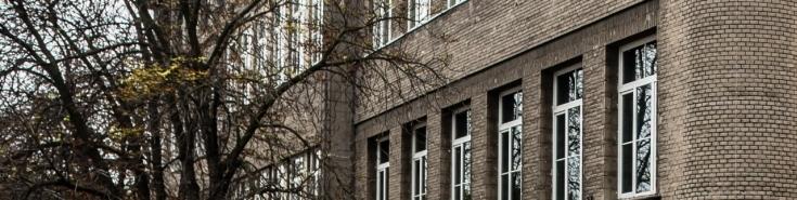 Fragment budynku KSAP